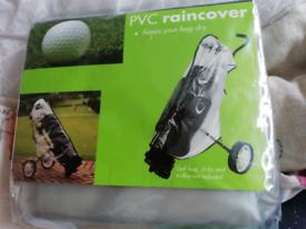 GOLF Bag pvc raincover