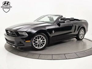 2014 Ford Mustang V6 Premium CONVERTIBLE AUTO GPS CUIR