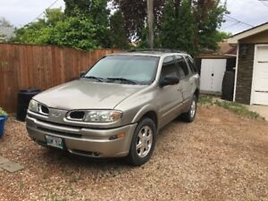 Bravada Oldsmobile FOR SALE 2002