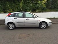 2005 FORD FOCUS 1.6 LX 5 DOOR HATCHBACK IN GREAT CONDITION INSIDE AND OUT