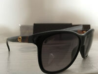 unused Authentic Gucci sunglasses with proof of purchase