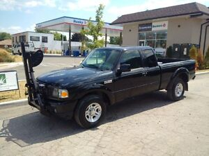 2007 Ford Ranger Sport Tow Vehicle