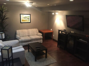 Fully furnished/expertly designed/IR compliant/Avail Jan 1