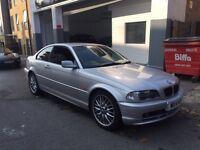 BMW 318CI 1.9 Petrol Drives perfectly Mot and tax