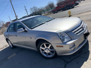 2006 Cadillac STS low kilometers