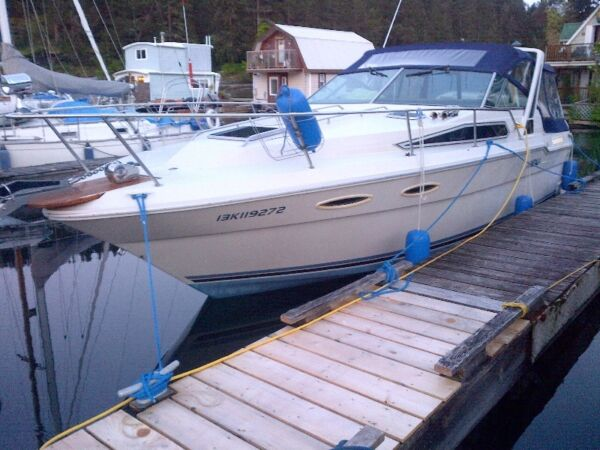 Used 1989 Sea Ray Boats 300 Weekender