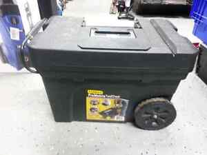 Stanley Tool Chest for sale. We sell used power tools.