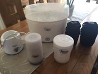 Tommee Tippee Steriliser & Accessories Bundle - Amazing Condition