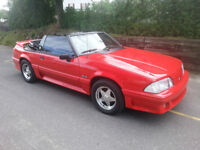 FORD MUSTANG 1988 CABRILOT