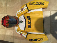 Ducati Corse Leather Jacket+ more