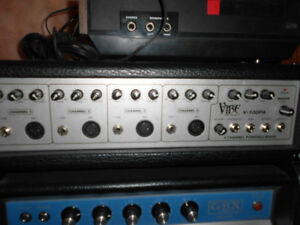 4 Channel Mixer-P/A Head