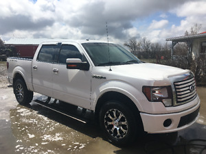 2011 Ford F-150 Lariat Limited Pickup Truck