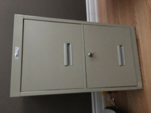 2 drawers filling cabinet for sale