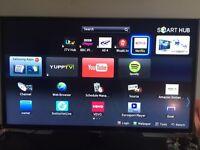"Samsung UE37ES5500 37"" Smart LED TV"
