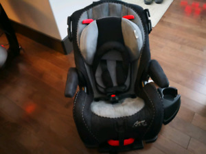 Baby 3 Seats In 1 Car Seat Alpha Omega Elite Deluxe