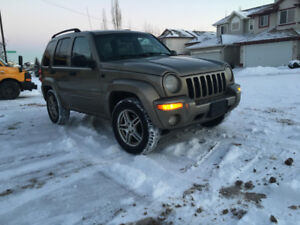 2004 Jeep Liberty V6 L3.7 NEEDS NOTHING, inspection