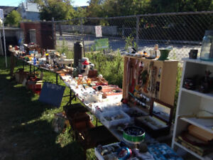 ALMONTE FAIRGROUND FLEA MARKET - OPENS MAY 5TH 2019
