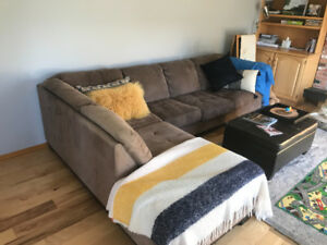 sectional couch - FREE