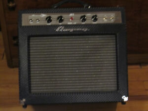 Ampeg  Jet J 20 All Tube Guitar Amp