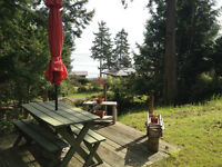 OCEAN VIEW PROPERTY FOR SALE ON MAYNE ISLAND LISTED AT $249,000