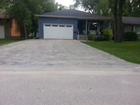 Saul's paving stone & concrete - available immediay204-396-7740