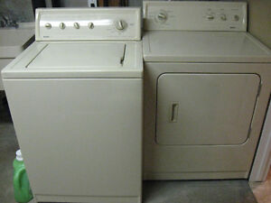 Reliable Consumer rated #1 Kenmore Washer Dryer Set!