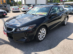 2009 Honda Accord EXL COUPE...LOADED....MINT CONDITION