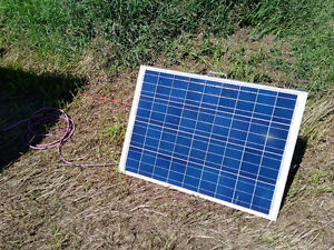 Sale on! Solar Panels for RV's & Clamp on portable solar systems