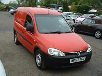 Vauxhall Combo 1.3CDTi 2007 DRIVES SUPERB 66K £1495 **NO VAT**