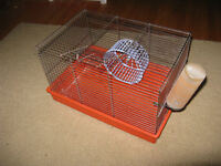 Small rodent cage.
