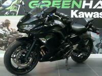 Kawasaki Ninja 650 (2020) ABS with just 62miles on the clock