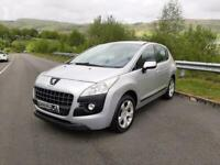 2011 Peugeot 3008 SPORT HDI Hatchback Diesel Manual