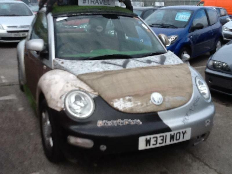 Volkswagen Beetle, ULTIMATE RAT STYLE, SHOW WINNER,GREAT ADVERT CAR