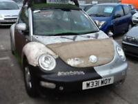 Volkswagen Beetle, ULTIMATE QUIRKY HEAP, SHOW WINNER,GREAT ADVERT CAR