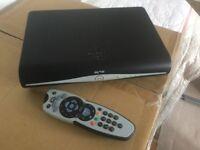 Sky + hd box with remote control perfect condition