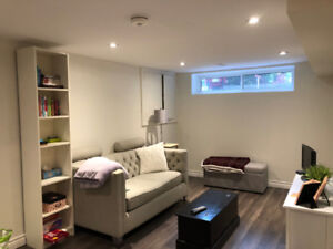 2 Bedroom Legal Basement Apartment for RentLooking for a quiet