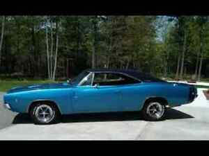 **Wanted 1968 Dodge Charger**