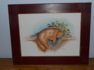 Variety of Framed Pictures