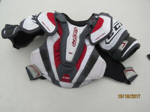 CCM Vector 08 Shoulder Pads Jr. Large