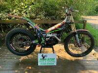 Vertigo Combat 300 R2 Trials Bike 2020