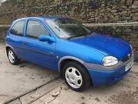 Vauxhall/Opel Corsa 1.2i 16v 1999MY SXi