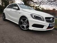 Mercedes-Benz A Class A250 Blueefficiency Engineered By Amg 5dr PETROL 2013/13