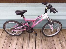 """Girls Vesuvius 20"""" Bike"""