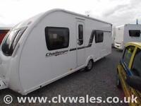 Swift Challenger Sport 554 *** FIXED BED *** 2012