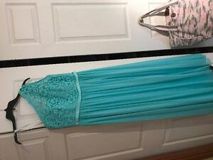 Bridesmaid dress from davids bridal