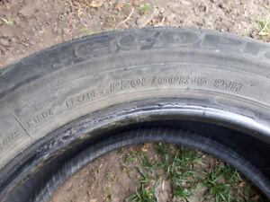 pneus à donner