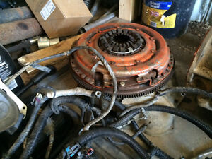 Centerforce clutch,flywheel and pressure plate