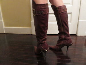 Dress Boots just in time for fall size 8.5 Cambridge Kitchener Area image 7