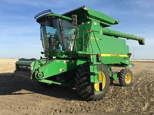 1999 9610 Combine for sale