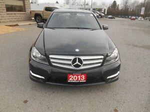 2013 Mercedes-Benz C-Class C300 4MATIC Sport Sedan Peterborough Peterborough Area image 9